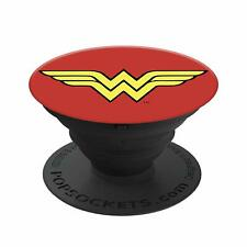 PopSockets Phone Grip & Stand DC Justice League Wonder Woman Icon