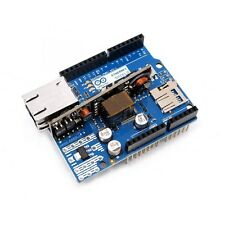Arduino Ethernet Shield Rev3 Microcontroller Board w/ PoE (Power over Ethernet)
