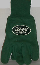 New York Jets Work Gloves (2 pair)