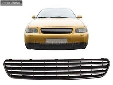 AUDI A3 8L 96-00 Frontal Negro ABS badgeless debadged Grill Rejilla no SLINE RS S