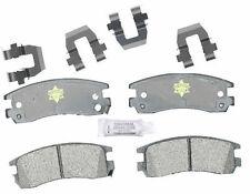 Raybestos ATD698P Rear Super Premium Semi Metallic Brake Pads