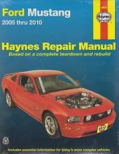 2005-2010 Haynes Ford Mustang Repair Manual