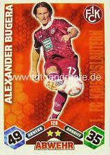 Match ATTAX Alexander BUGERA #128 10/11