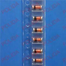 500PCS DIODE VISHAY/SEMTECH SOD-80 (LL-34) LL4148 LL4148-GS08 LL4148-GS18 1N4148