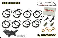 BMW F800 R front brake caliper seal repair rebuild kit 2012 2013 2014 set