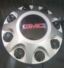 2011 - 2019 GMC Sierra 2500 3500 9597819 wheel center cap hubcap SILVER