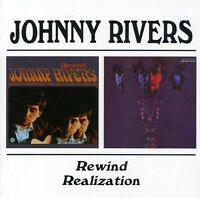 Johnny Rivers - Rewind//Realization [New CD] England - Import