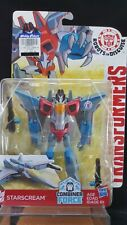 Transformers Starscream Habro Combine Force Action Figure Robot in Disguise