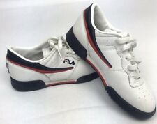 Fila Original Fitness Shoes Boys Size 5 Athletic Sneakers 3Vf80105