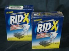 Rid-X Dual Action Septic System Treatment, 2 Monthly Doses, 19.6 oz.