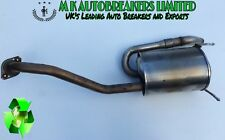 Honda Jazz From 09-13 Rear Exhaust Silencer (Breaking For Spare Parts)