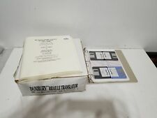 "The Duxbury Braille Translator DBT for Apple Macintosh 3.5"" Floppy Disc"