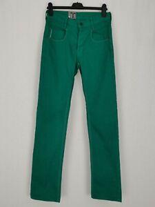 BNWT G-Star Raw New Radar Slim Coj Jeans W29 L34 DK Persian Green Comfort Twill