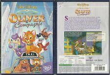 DVD - WALT DISNEY : OLIVER ET COMPAGNIE