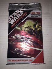 STAR WARS Pocketmodel TCG Game Pack 4-8 Models And 6 Game Cards Per 3 pack LOT