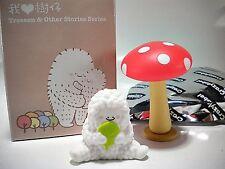 Sitting TREESON & Mushroom  - vinyl figure  Series 2 - Bubi Au Yeung
