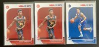 2019-20 NBA Hoops Bruno Fernando RC Rookie Lot