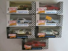 RACING Collectables RCCA Legend Collector Series Diecast Race Cars Lot 7 LIMITED