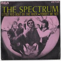 """The Spectrum - Forget Me Not Little Red Boat By The River UK psych RCA vinyl 7"""""""