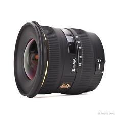 SIGMA 10-20 mm f4-5.6 EX DC Digital HSM Weitwinkelzoom Objectif pour Canon