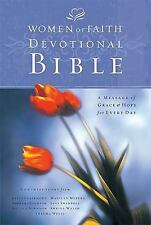Women of Faith Devotional Bible: A Message of Grace & Hope for Every-ExLibrary