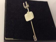 "Menu Board TG421 Pewter Scarf and Kilt Pin Pewter 3"" 7.5 cm"