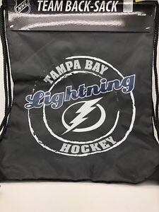 Tampa Bay Lightning String Bag (back sack) - NWT - NEW
