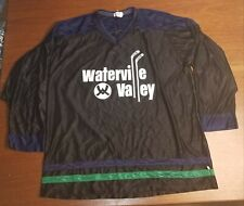 Waterville Valley Hockey Jersey Custom Mens XXL