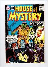 Dc Comics House Of Mystery #116 November 1961 vintage comic
