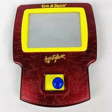 Etch-A-Sketch Freestyle With Joystick Ohio Art Red And Yellow Handheld Kids Toy