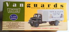 Vanguards 50-60's Classic Commercial Vehicle. leyland comet box van. diecast.