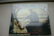 """CHRIS SPEDDING """"CAFE DAYS REVISITED"""" AS NEW CD WITH BONUS TRACKS"""
