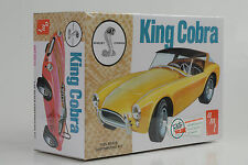 Shelby King Cobra 289 Roadster Kit Kit 1:25 AMT 793/12