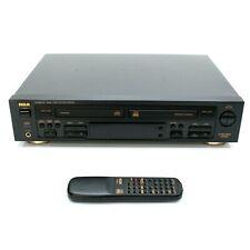 Rca Cdrw140 Dual-Tray Cd-R Music Player/Recorder Remote Control Copy Dubbing