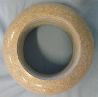 Cored Olympic Curling Stone Blue Hone Granite