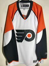 Reebok Premier NHL Jersey Philadelphia Flyers Team White sz 2X