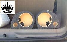 "6.5"" Component Speaker Box Enclosure Polk Audio DB650 Car Speaker Coaxial 6 1/2"