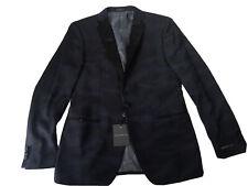john varvatos blazer 40R Style Blue Vibrant Mens Tux Jacket