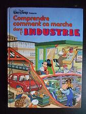 """Walt Disney présente """"Comprendre comment ça marche dans l'industrie"""" 1981"""