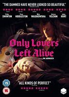 Only Lovers Left Alive [DVD] [2014][Region 2]