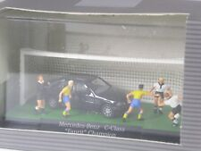 TOP: Wiking Werbemodell Diorama Set Mercedes Esprit Fußball WM Champion in OVP