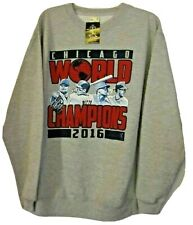 Chicago Cubs Sweatshirt 2016 World Series Champions Lester Rizzo Russell Bryant