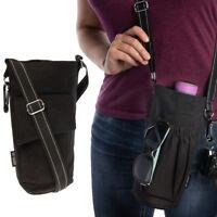 2pk Range Kleen Go Caddy Sling Bag Cross Body Bag for Phone Wallet Water ID
