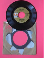 Carpenters We've only just begun / All of my life 45 AM records
