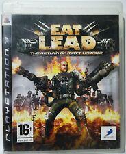 Eat Lead. The Return of Matt Hazard. Ps3. Fisico.