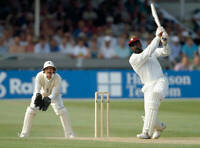 West Indies Cricket Great, Test Captain Viv Richards No 5 OLD LARGE PHOTO