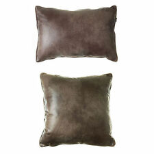 Polyester Patternless Contemporary Decorative Cushions