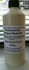 High Gloss Surface Restorer Polish  GRP, fiberglass, acrylic, paint, boats, cars