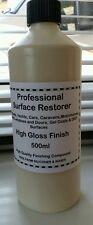 High Gloss Surface Restorer Polish  GRP, fiberglass, acrylic, paint, boats, cars