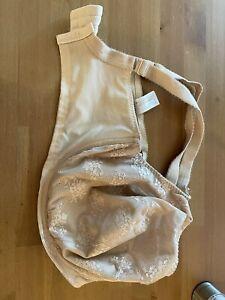 Goddess Nude Size US 40J UK 40GG Bra